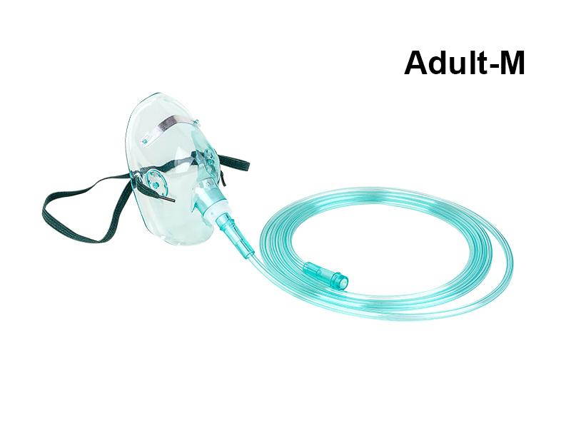 maschera facciale per anestesia
