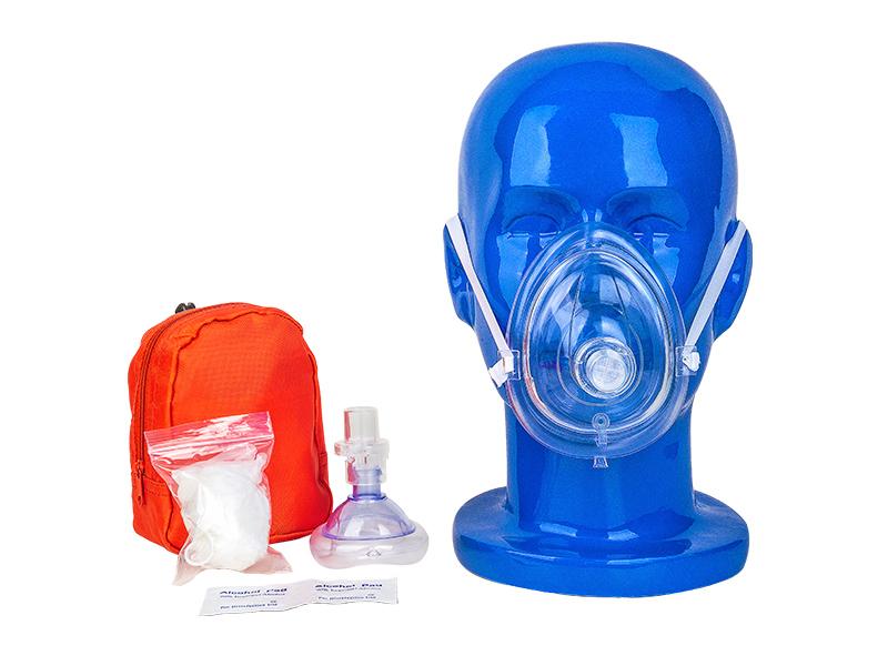 maschera facciale per ambu